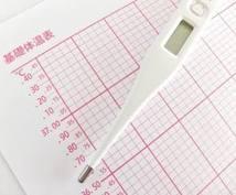 あなたに変わって基礎体温を記録します 記録やグラフにするのがめんどくさくて続かない方へ
