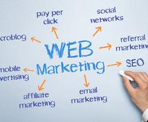 簡単なウェブマーケティングのご相談受けます ウェブを活用した販促活動など気軽に相談したい方向けです。
