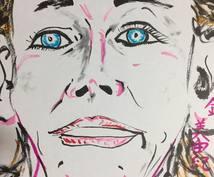 リーディング似顔絵描きます エネルギー転写・あなたの知らないあなたを描きます