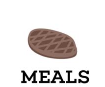 1日の食事のカロリー計算と添削をします 1日の食事のカロリー計算とアドバイスをします