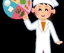 栄養価計算します 献立やレシピを送るだけで栄養価計算をします!