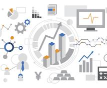 データの集計・可視化を代行します 企業データサイエンティストがわかりやすい集計・可視化をご支援