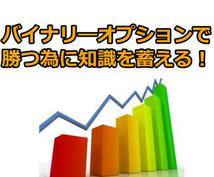 バイナリーオプション【優良】ロジック販売します バイナリーオプションで稼ぎたい方。低資金で学びたい方。