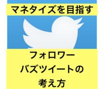 Twitterのフォロワー増やす方法教えます アフィリ 、集客したい方へ、バズる、RTを増やす方法を伝授
