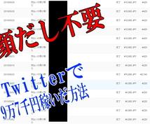 twitterで12日9万7千円稼いだ方法教えます 副業会社員のための初心者・顔だし不要twitterマネタイズ