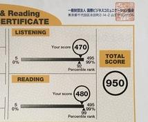 TOEIC及び英検の勉強お手伝いします TOEIC目標点数まであと少し!
