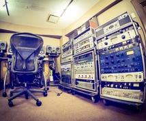 商用スタジオで熟練エンジニアが仕上げます オンラインミックスダウン(受付トラック数17tr〜32tr)