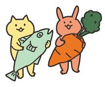 【ほのぼの系】イラスト描きます!