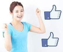 あなたのフェイスブックページ記事にいいね!します 合計6000人以上のページやアカウントから2回いいね!します