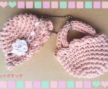 春物の手編み作品のお手伝いをします 初心者から中級者の方におすすめ