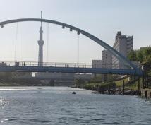 カヌ-から写した水辺からの写真を提供します 江東区旧中川からスタ-トの水辺紀行