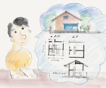スイスで学んだ建築家が、やさしい住環境を考えます (手書き、スケッチ、3Dも可)北欧系デザインがお好きな方へ