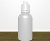 【あなたの思い描いた物を立体に!】イラスト・画像から3Dモデルを作ります。