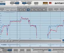 スマホで録音した歌声の音程を修正します!【サヨナラ音痴】