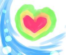 あなたの幸せを祈ってスピリチュアルアート描きます あなたの悩みに合わせてたったひとつのヒーリングアート描きます