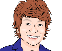 似顔絵を描きます ブログやSNS等で使える似顔絵を描きます。商用利用可能です