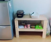 ものづくり、DIYの相談のります 棚や机などを作りたい。やり方やコツを知りたいときにオススメ