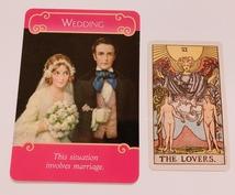 恋愛♡相性占い♡タロットカードで占います ♡恋愛♡片思い・カップルの相性占い◡̈♥︎