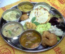 素材、好み、マニア度に応じたインドカレーのレシピを提供します