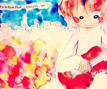 ニコニコ動画・YouTube用の一枚絵描きます!