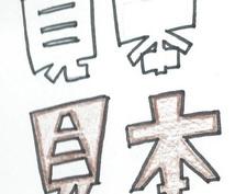 商品名、企画、ロゴデザイン・デザリングします★