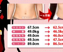 女性必見!プロ整体師がプロデュース!【20日間でウエスト-5センチ、体重-2.5キロの秘密とは?!】
