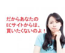 【超貴重なデータ:1300人の生の声】今のECサイトに対する不満・要望1300個販売します。