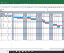 項目の追加可能!簡単管理表!面倒な作業楽にします 1時間の作業が5分で!自由を手に入れてやりたいことをしよう!