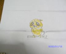 優しい絵、描きます かわいいペットの絵、描きます。