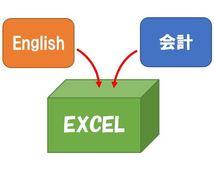 英文の会計・税務用Excel作成します 海外への説明が必要な方、サポートさせていただきます。