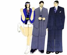 イラストの仕事を引き受けます レトロで今っぽいクルマとファッションならおまかせください!