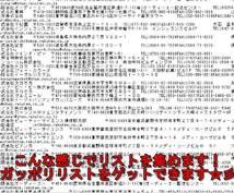 楽天の出店者リストを指定のキーワードで集めます!キーワードによっては、数万円の価値