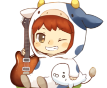 あなたの曲にメロディアスなギターソロを弾きます 間奏が何か物足りないそんなあなたへ、納得がいくまで弾きます。
