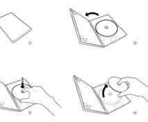 取扱説明書・マニュアル用テクニカルイラスト描きます テクニカルイラスト歴20年のプロがしっかり描画!迅速対応!