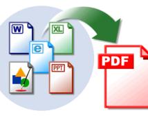 【PDF変換24時間以内対応】どんな資料データもPDF変換または、PDFの結合・分割もします!