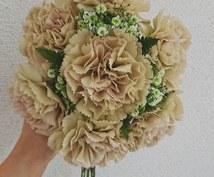大切な人へ…花束の組み方教えます 自分の好きな花で大切な人へ花束作ってみませんか?