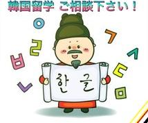 韓国留学のご相談に乗ります 韓国へ留学したいけどどうすればいいの?迷っているあなたへ