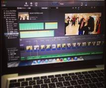 結婚式の余興動画、CMなど出来る限りなんでも作ります!音楽の編集も行います。