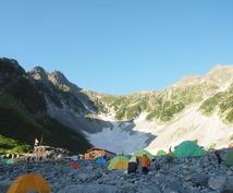 これから登山をはじめる方へ、予算に応じて必要な装備をアドバイスします!