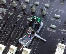シングルレコード、カセットテープ(30分まで)をデジタル化します!