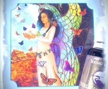 【値下げ!!】女神やロマンスエンジェルからのエネルギー付きオラクルカードリーディング!