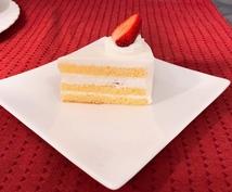スポンジケーキの作り方教えます へこんだり膨らまなかったりした経験ありませんか