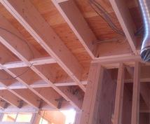 お住まいの問題、疑問などの不安や不満の解消します 住宅の建築工事に携わる一級建築士がお手伝いさせて頂きます。