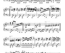 【往年のポピュラーソングから隠れた名曲まで】ご希望の楽曲の耳コピ・楽譜作成を致します!
