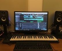 価格以上!ハイクオリティな音源制作いたします シンガーソングライター、バンドマンから学校の先生まで!