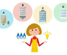 """エネルギーコスト(ガス/電気料金)を削減します 省エネ不要!まずはエネルギーコストの単価を""""無料""""で診断!"""