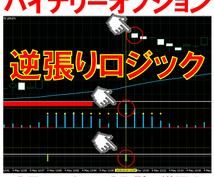 バイナリーオプション逆張りロジック教えます バイナリーオプション攻略!逆張りを明確化します!