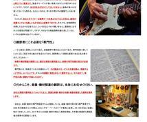 楽器専門の翻訳を提供します Ebay、Reverb.comなどで楽器の売買をされる方へ