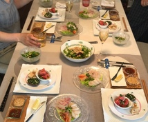 ホームパーティ、もてなし料理のコーデをいたします 食器業界23年現在フリー。セミナー経験有。趣味はおもてなし!