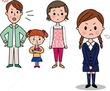 現役高校生が高校生以下の子供の気持ちを教えます 子供が思っている親への気持ち、美味しいと思う弁当など伝えます